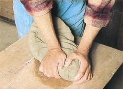 Soil kneading