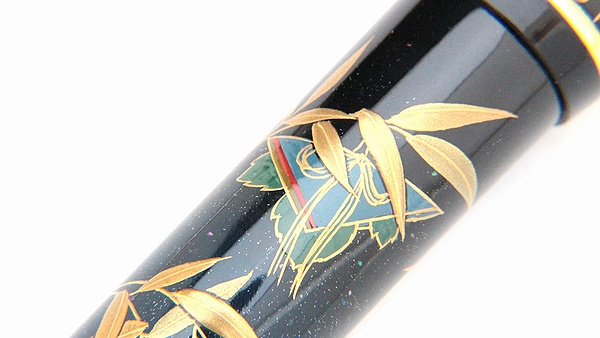 AGJ Maki-e Fountain Pen Star Festival in July10