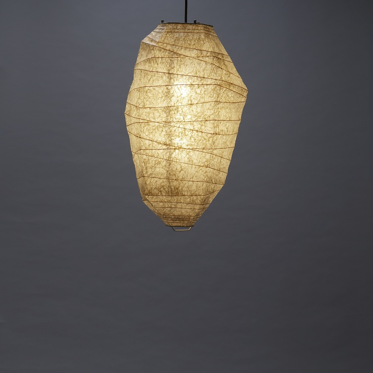Paper Stone Series Pendant Light Agj Authentic Goods From Japan