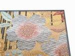 "Photo5: AGJ Original Kimono-Glass Dish / Plate ""Butterfly"" Nishijin Yuzen Kyoto (5)"
