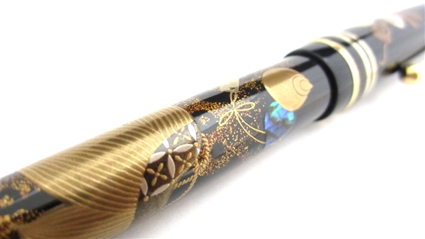 Authentic Goods from Japan maki-e fountain pen AGJ