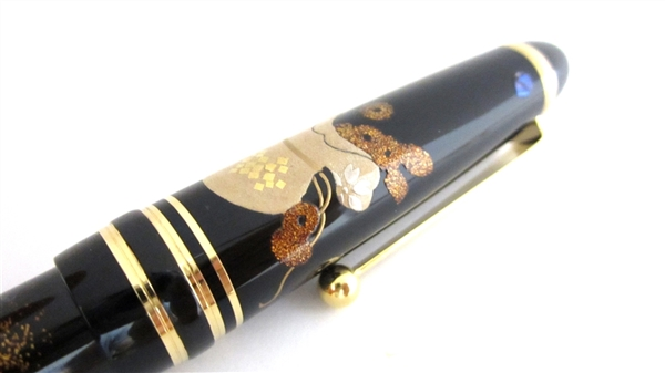 Authentic Goods from Japan maki-e fountain pen AGJ