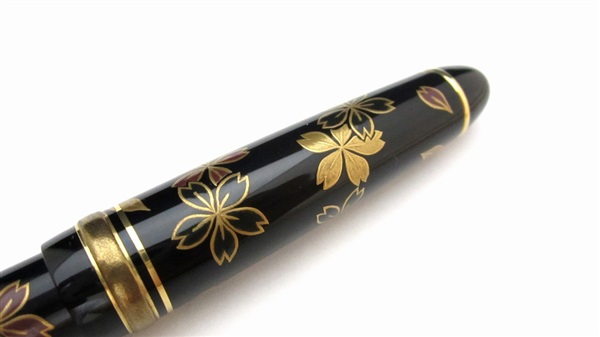 maki-e fountain pen AGJ Authentic Goods from Japan