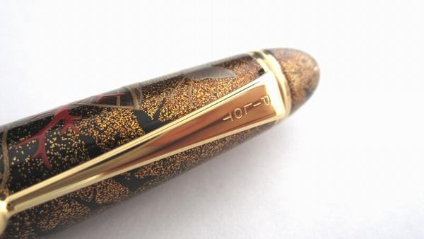 AGJ Maki-e Fountain Pen Treasures5