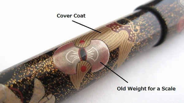 AGJ Maki-e Fountain Pen Treasures13