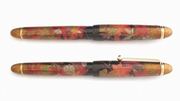 AGJ Maki-e Fountain Pen UNKIN02