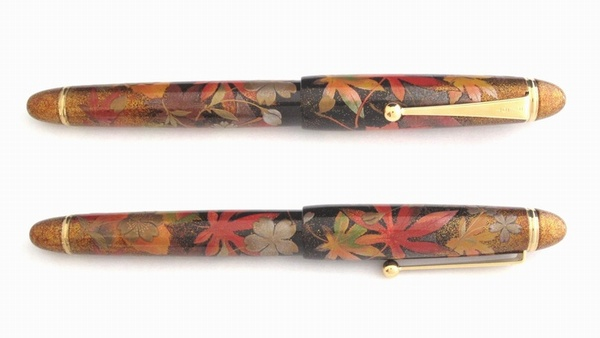 AGJ Maki-e Fountain Pen UNKIN03