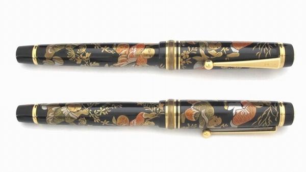 AGJ Makie Fountain Pen Karako03