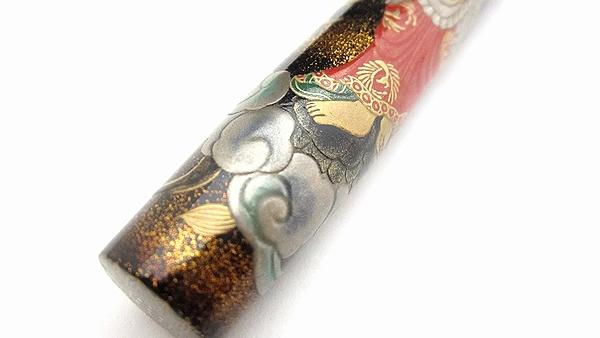 AGJ Maki-e Fountain Pen Bodhisattva14