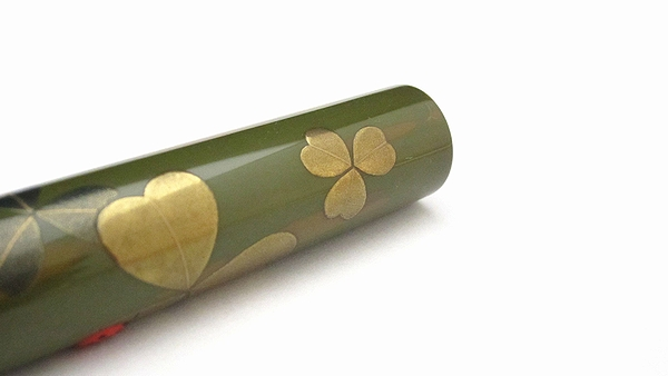 AGJ Maki-e Fountain Pen Ladybug09