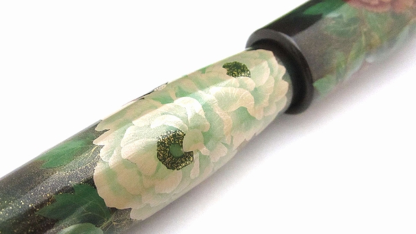 AGJ Maki-e Fountain Pen Shakkyo Stone Bridge12