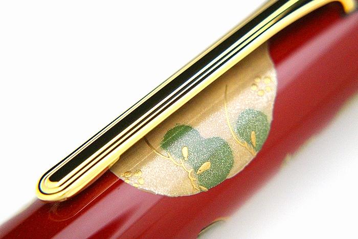 AGJ Maki-e Fountain Pen Daikokuten06