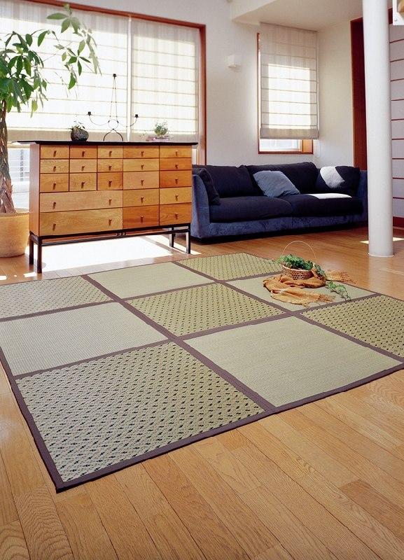 Japanese Floor Carpet Monn Weaving Quot Glowfly Quot Rug Agj