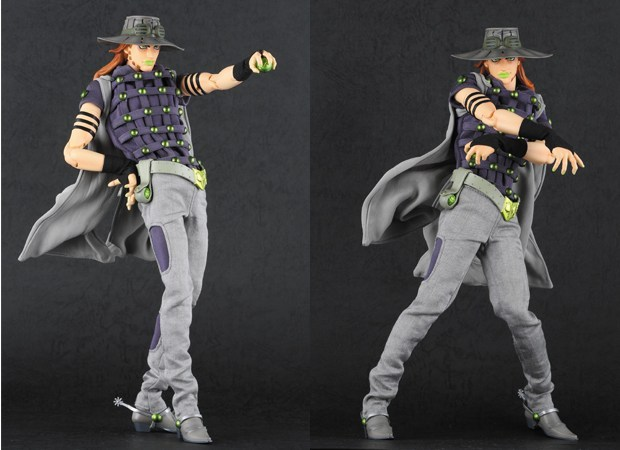 Medicomtoy Real Action Heroes Quot Gyro Zeppeli Quot Gt Anime