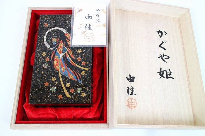 AGJ Jewelry Box Princess Kaguya8