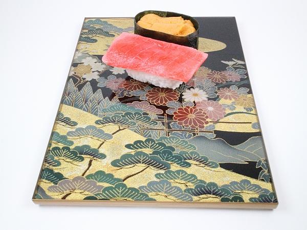AGJ Kimono-Glass Dish pine04
